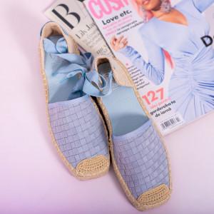 Sandale dama Heri albastre