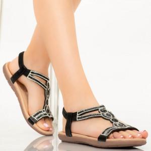 Sandale dama Keda negre