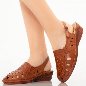 Sandale dama Rave maro