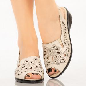 Sandale dama Sams bej
