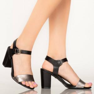 Sandale dama Ston negre
