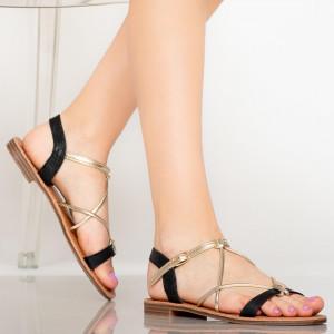 Sandale dama Zofu negre
