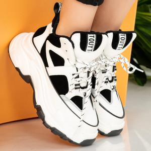 Spic black women's boots