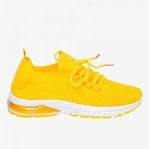 Yellow Rage női cipők