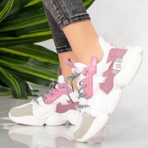 Dib rózsaszín női cipők