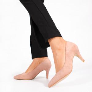 Pantofi Dama BRIC Roz