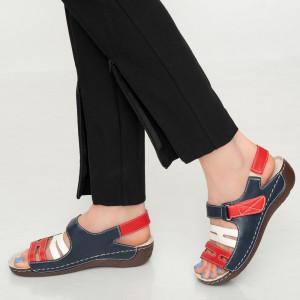 Sandale dama Ail albastre