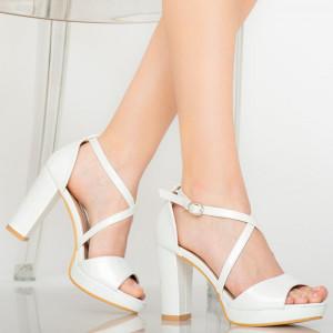 Sandale dama Briar argintii