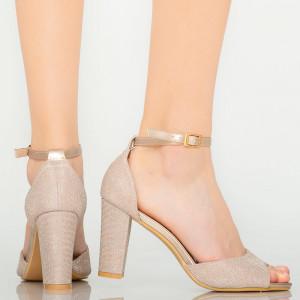 Sandale dama Foxi roze