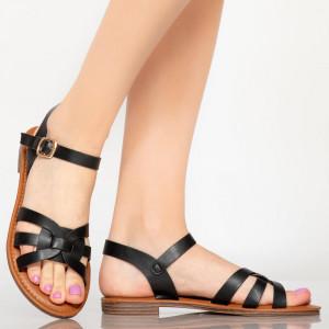 Sandale dama Mati negre