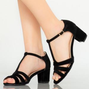 Sandale dama Rena negre