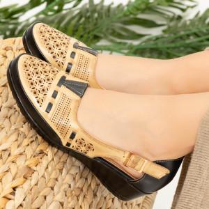 Sandale dama Reo bej