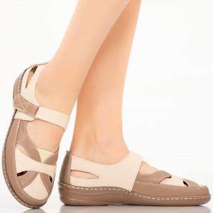 Sandale dama Rito gri