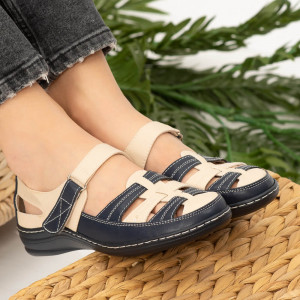 Sandale dama Sama albastre