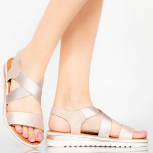 Sandale dama Seu roze