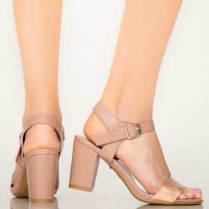 Sandale dama Ston roz