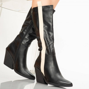 Γυναικείες μπότες Black Jui