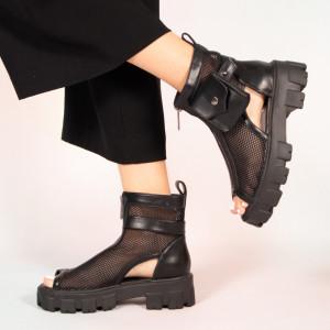 Black Pino summer boots