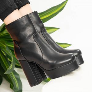 Delo black women's ankle boots