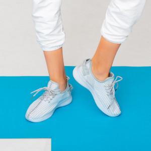 Larry szürke női cipők