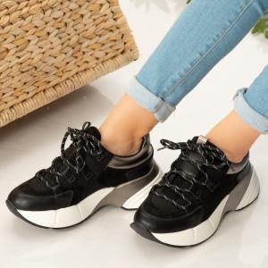 Női cipők Sarf fekete