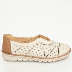 Pantofi dama Afe bej