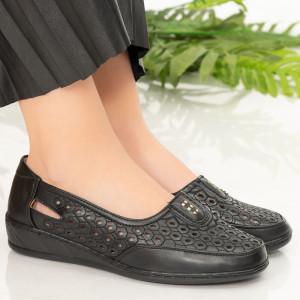 Pantofi dama Alio negri