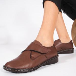 Pantofi Piele Naturala KAS Maro