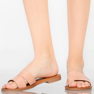 Papuci dama Sopa roz