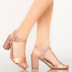 Pink Ston női szandál