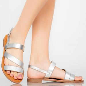 Sandale dama Alia argintii