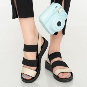 Sandale dama Ata bej