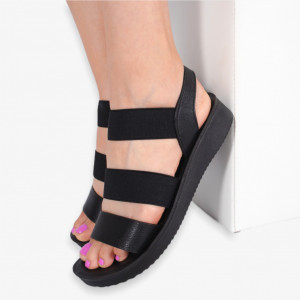 Sandale dama Ata negre