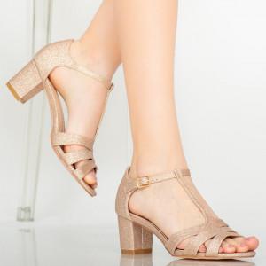 Sandale dama Elto roze