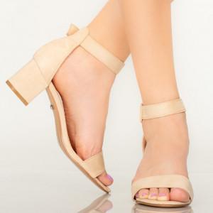 Sandale dama Frem bej