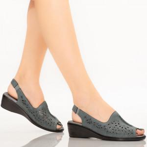 Sandale dama Goni albastre