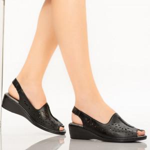 Sandale dama Goni negre
