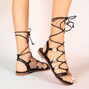 Sandale dama Jed negre