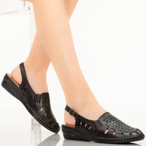 Sandale dama Supy negre