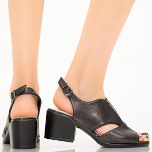 Sandale dama Vap negre