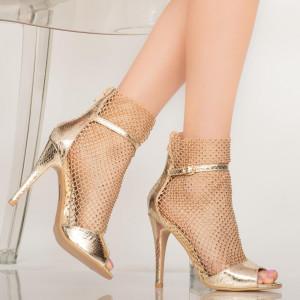 Sandale dama Yaco aurii