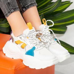 Tog fehér női tornacipő