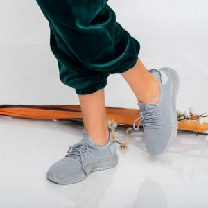Women's gray Reeg sneakers