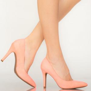 Дамски обувки Ask pink