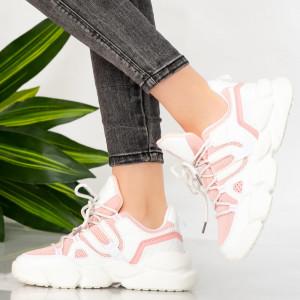 Női Foe rózsaszín cipők