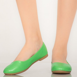 Pantofi casual Bart verzi