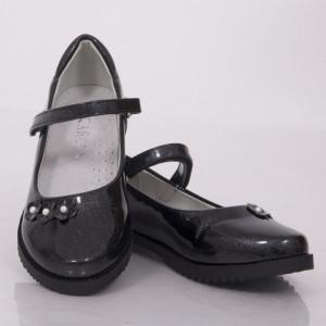 Pantofi copii Yana negri