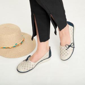 Pantofi dama Ape albastri