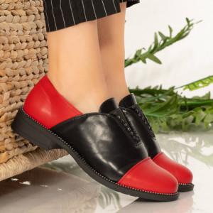 Pantofi dama Dete rosii