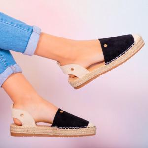 Pantofi dama Heno negri